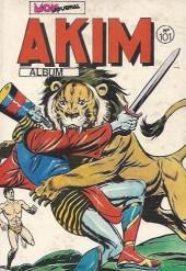 Akim (1re série) -Rec101- Album N°101 (du n°525 au n°528)