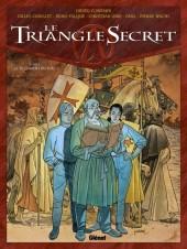Le triangle secret -1a04- Le testament du fou