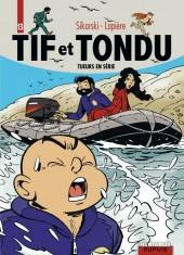 Tif et Tondu (Intégrale) -13- Tueurs en série