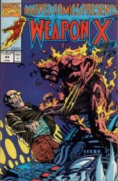 Marvel Comics Presents Vol.1 (Marvel Comics - 1988) -83- Weapon X - Chapter eleven