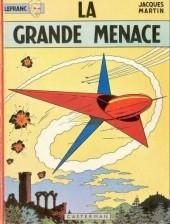 Lefranc -1c72- La grande menace