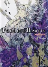 Pandora Hearts -18- Tome 18