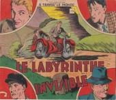 À travers le monde (1re série) -7- Le labyrinthe invisible