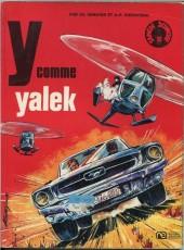 Yalek -1b- Y comme Yalek