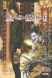 Death Note -11a4eme- Tome 11