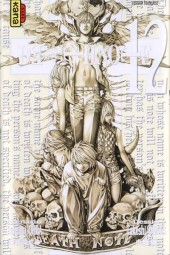 Death Note -12a3eme- Tome 12