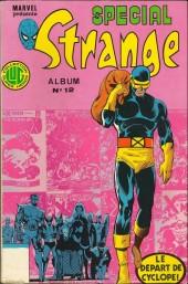 Spécial Strange -Rec12- Album N°12 (du n°34 au n°36)
