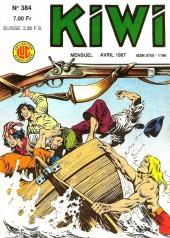 Kiwi -384- Lîle de la peur !
