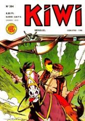 Kiwi -394- Face à Chien Gris...