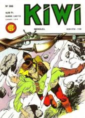 Kiwi -395- Le masque de cuir