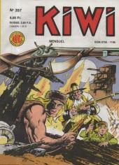 Kiwi -397- Blek contre l'homme singe