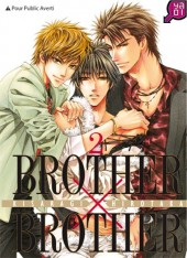 Brother x brother -2- Tome 2
