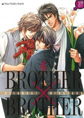 Brother x brother -4- Tome 4