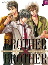 Brother x brother -3- Tome 3