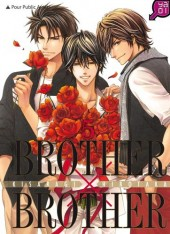 Brother x brother -5- Tome 5