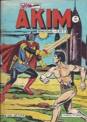 Akim (1re série) -502- Xur la reine de Mogar