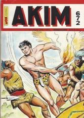 Akim (1re série) -672- Cinq flèches pour akim