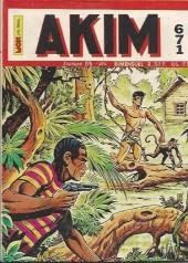 Akim (1re série) -671- Ni fleurs ni couronnes pour akim