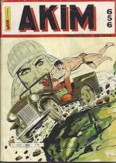 Akim (1re série) -656- Le galop de la mort