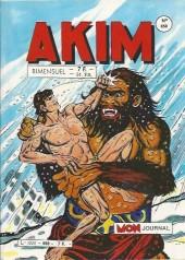 Akim (1re série) -650- Le seigneur de la montagne blanche