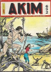 Akim (1re série) -692- Le cargo de la mort