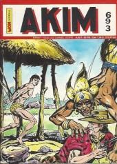 Akim (1re série) -693- L'historique exploit de Zig