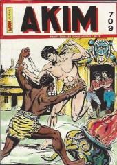 Akim (1re série) -709- La dernière carte de Zambo