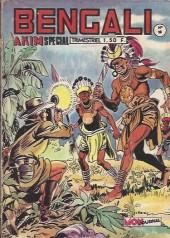 Bengali (Akim Spécial Hors-Série puis Akim Spécial puis) -38- Piraterie moderne