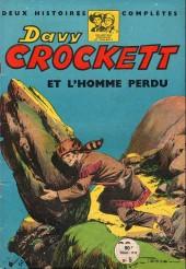 Davy Crockett (S.P.E) -5- Davy crockett et l'homme perdu