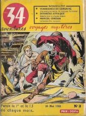 34 / 34 Camera / Camera -3- Capitaine Cormoran : Vengeance de corsaire