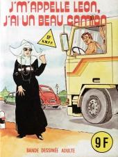 Les cornards -14- J'm'appelle Léon, j'ai un beau camion