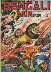 Bengali (Akim Spécial Hors-Série puis Akim Spécial puis) -32- Le mystérieux sorcier blanc
