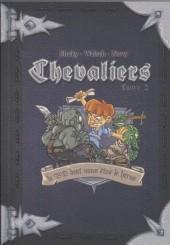 Chevaliers - Journal d'un héros -2- Livre 2 - Le message