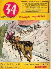 34 / 34 Camera / Camera -12- Les trappeurs de la vallée perdue