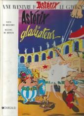 Astérix -4e1986- Astérix gladiateur