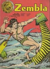 Zembla -234- Le tourbillon