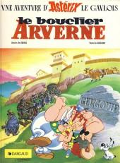 Astérix -11c1986- Le bouclier Arverne