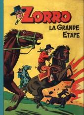 Zorro (Oulié) -3- La grande étape