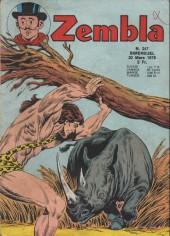 Zembla -247- Le cargo des désespérés