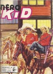 Néro Kid -49- Les loups vont seuls