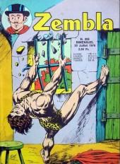 Zembla -255- Une corde pour Zembla