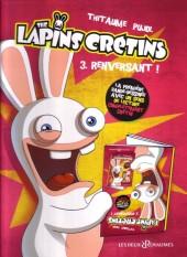 Lapins crétins (The) -3- Renversant !