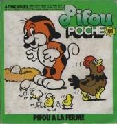 Pifou (Poche) -101- Pifou à la ferme