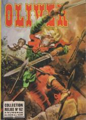 Oliver -Rec62- Collection reliée N°62 (du n°406 au n°409)