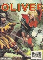 Oliver -Rec66- Collection reliée N°66 (du n°422 au n°425)