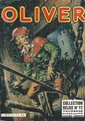 Oliver -Rec72- Collection reliée N°72 (du n°443 au n°445)