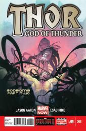 Thor: God of Thunder Vol.1 (Marvel comics - 2013-2014) -8- Godbomb Part two: God in Chains