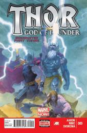 Thor: God of Thunder Vol.1 (Marvel comics - 2013-2014) -9- Godbomb Part three : Thunder in the Blood