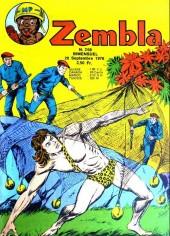 Zembla -259- L'île aux serpents