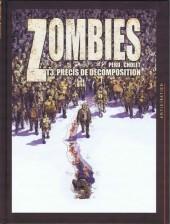 Zombies (Peru/Cholet) -3- Précis de décomposition